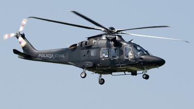 I-RAIQ - Agusta-Westland AW-169 - Brazil - Policia Civil