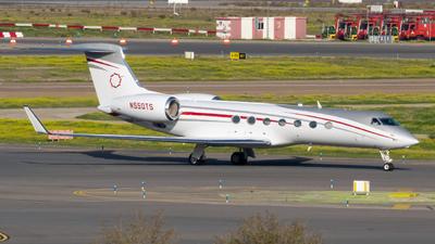 N550TS - Gulfstream G550 - Private