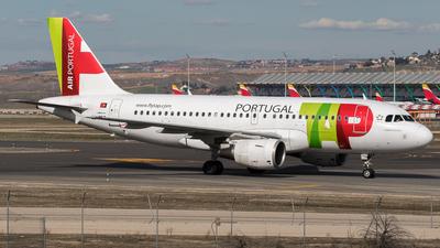 CS-TTG - Airbus A319-111 - TAP Portugal