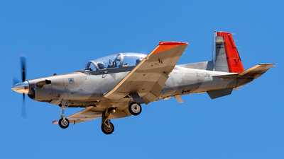 E-311 - Raytheon T-6C Texan II - Argentina - Air Force