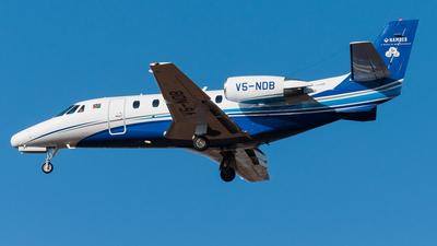 A picture of V5NDB - Cessna 560XL Citation Excel - [5605267] - © Tsephe Letseka