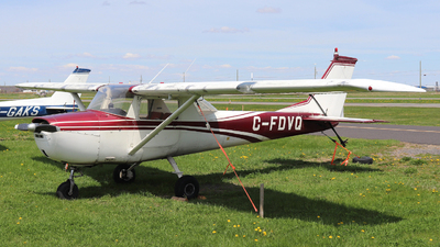 C-FDVQ - Cessna 150F - Private