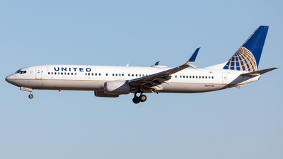 N39416 - Boeing 737-924ER - United Airlines