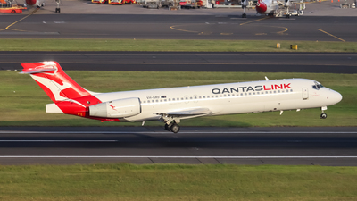 VH-NXO - Boeing 717-231 - QantasLink (National Jet Systems)
