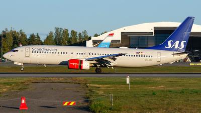 A picture of LNRRK - Boeing 737883 - SAS - © Laszlo Fekete