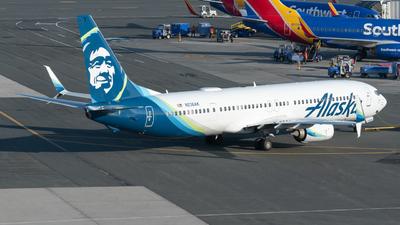 N236AK - Boeing 737-990ER - Alaska Airlines