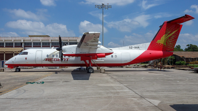 S2-AHA - Bombardier Dash 8-Q314 - Regent Airways