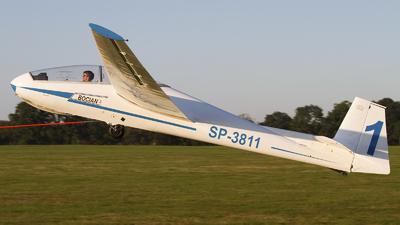 SP-3811 - SZD 9bis Bocian 1E - Aero Club - Lubelski
