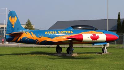 133190 - Canadair CT-133 Silver Star - Canada - Royal Canadian Air Force (RCAF)