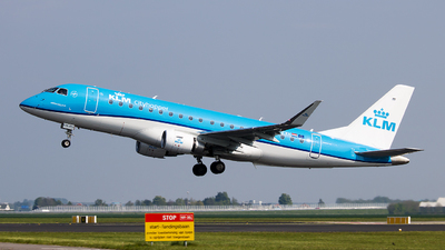 PH-EXH - Embraer 170-200SD - KLM Cityhopper