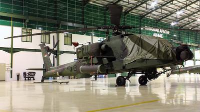 HS-7214 - Boeing AH-64E Apache Guardian - Indonesia - Army