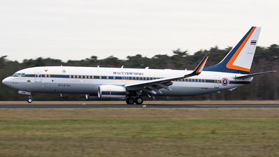 L11KH2-2/59 - Boeing 737-8Z6(BBJ2) - Thailand - Royal Thai Air Force