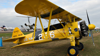 VH-JQY - Boeing E75 Stearman - Private