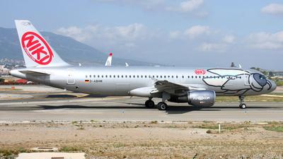 D-ABHM - Airbus A320-214 - Niki