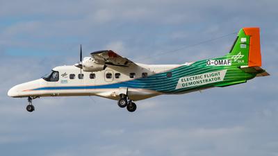 G-OMAF - Dornier Do-228-202K - Germany - DLR Flugbetriebe
