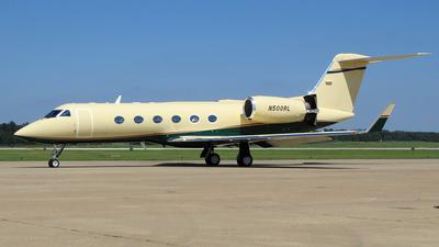 N500RL - Gulfstream G400 - Private