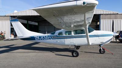 ZK-KMH - Cessna TU206G Turbo Stationair - Skydiving Kiwis