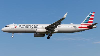 N991AU - Airbus A321-231 - American Airlines