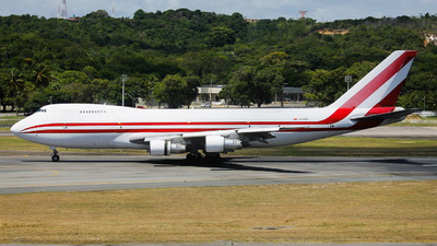 A picture of EX47001 - Boeing 747222B(SF) -  - © Emerson Victor Farias