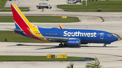 N7822A - Boeing 737-76N - Southwest Airlines