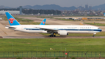 B-20C5 - Boeing 777-31BER - China Southern Airlines
