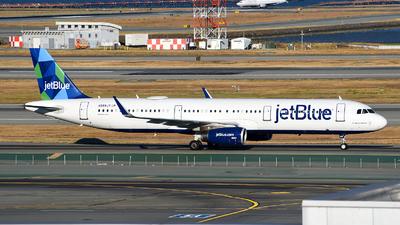 N988JT - Airbus A321-231 - jetBlue Airways