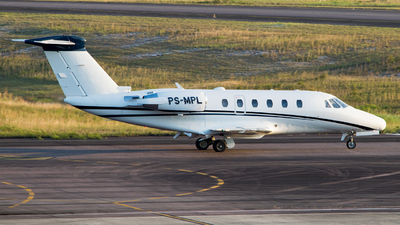 PS-MPL - Cessna 650 Citation III - Manaus Aerotaxi