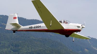 HB-2364 - Scheibe SF.25B Falke - Private