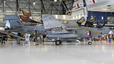 163886 - Grumman EA-6B Prowler - United States - US Navy (USN)