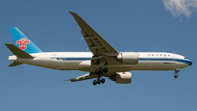 B-2028 - Boeing 777-F1B - China Southern Cargo