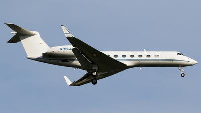 N768JJ - Gulfstream G550 - Private