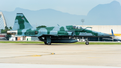 FAB4875 - Northrop F-5EM Tiger II - Brazil - Air Force