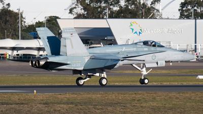 A21-22 - McDonnell Douglas F/A-18A Hornet - Australia - Royal Australian Air Force (RAAF)