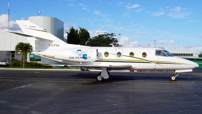 C-FFEV - Dassault Falcon 10 - Air Nunavut