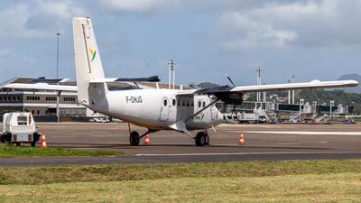 A picture of FOHJG - De Havilland Canada DHC6300 Twin Otter - Air Antilles - © Willem GRANNAVEL