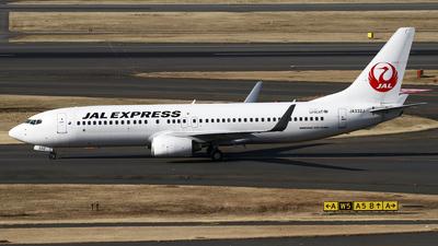 JA332J - Boeing 737-846 - JAL Express