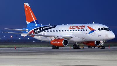 A picture of RA89136 - Sukhoi Superjet 10095LR - Azimuth - © BizavMen