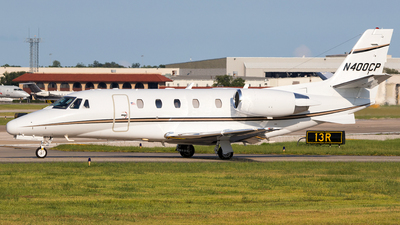 N400CP - Cessna 560XL Citation Excel - Private