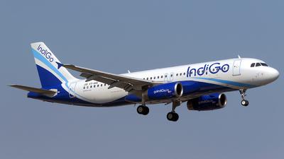 A picture of VTIHS - Airbus A320232 - IndiGo - © Sriram Hariharan
