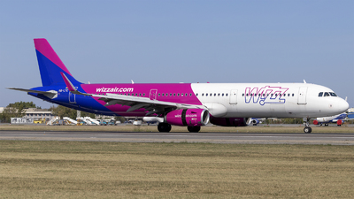 HA-LTC - Airbus A321-231 - Wizz Air