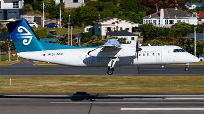 ZK-NEO - Bombardier Dash 8-Q311 - Air New Zealand