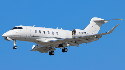 C-GTPJ - Bombardier BD-100-1A10 Challenger 350 - Chartright Air