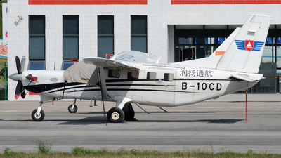 B-10CD - Quest Aircraft Kodiak 100 - Private