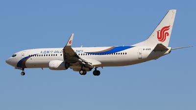 B-6105 - Boeing 737-89L - Dalian Airlines