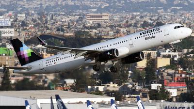 XA-VLU - Airbus A321-231 - Volaris