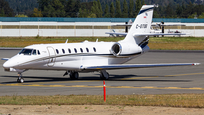 C-GTOG - Cessna 680 Citation Sovereign - Anderson Air