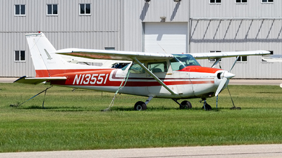 N13551 - Cessna 172M Skyhawk - Private