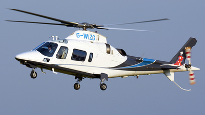 G-WIZG - Agusta A109E Power - Private