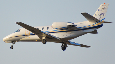 VT-AVV - Cessna 560XL Citation Excel - Private