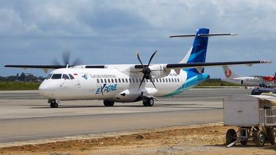 PK-GAI - ATR 72-212A(600) - Garuda Indonesia Explore